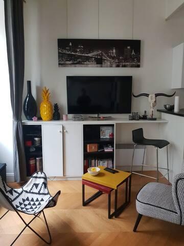 Joli Studio au coeur de Paris