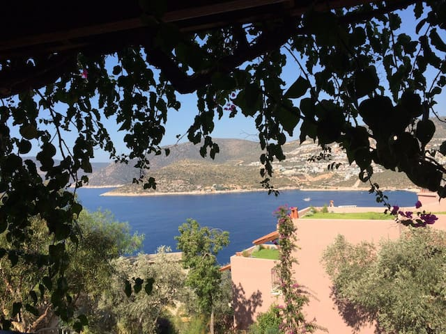Club Patara Apartment - Sea View - No.14 - Kalkan Belediyesi - House