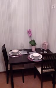 Небольшая,красивая,уютная квартира - Korolev - 公寓