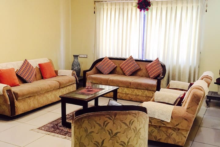 Experience Luxury, Space & Tranquility in Vadodara