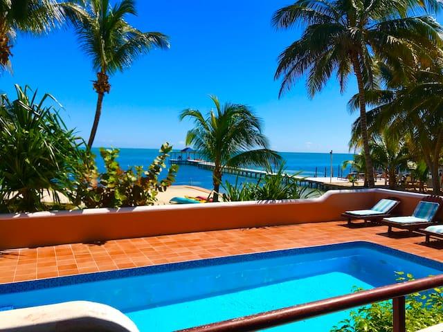 Seaside Villas ocean view unit 1