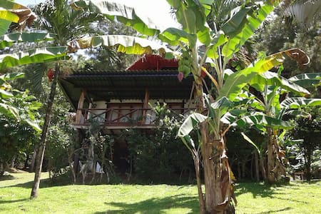 Beautiful house with sea view - Puerto Lindo - Casa