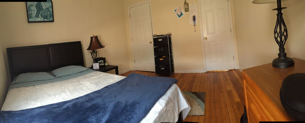 Private Apt available in July - 10 mi from NYC - Belleville