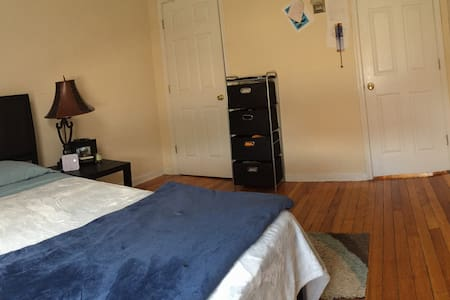 Private Apt available in July - 10 mi from NYC - Belleville - Apartamento
