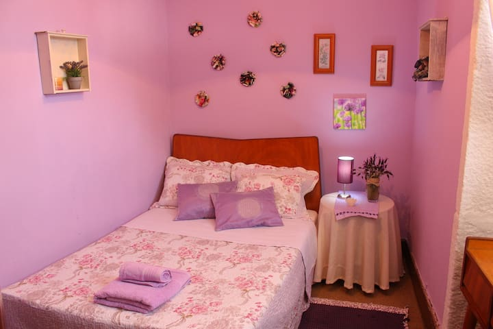 Alfazema  Bedroom