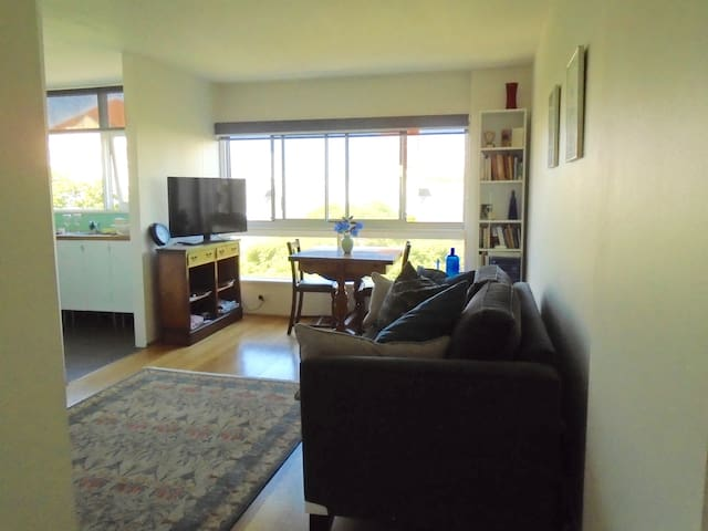 Light-filled Elizabeth Bay flat close to CBD - Elizabeth Bay - Apartamento