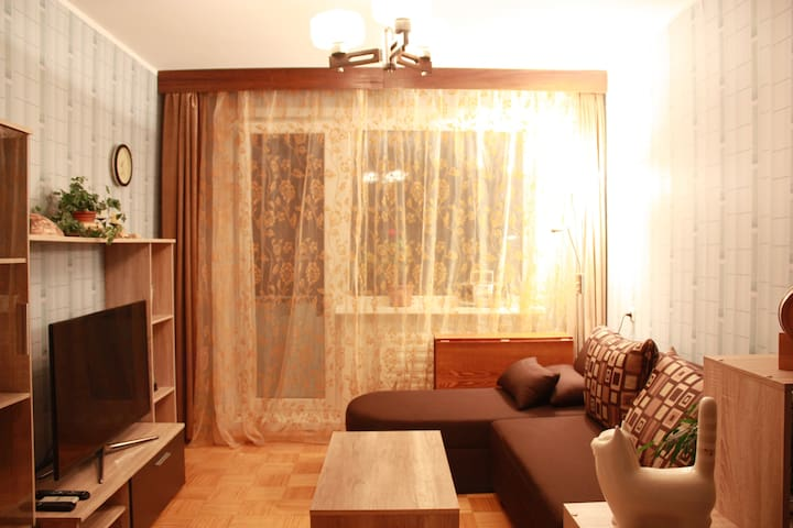 Comfortable apartment in  Lasnamäe - Tallín - Departamento