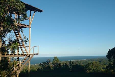 Linda Cabana em Serra Grande, Bahia - Ilhéus - Hut