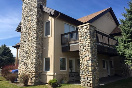 2nd floor Townhome w/ Canyon View - Twin Falls