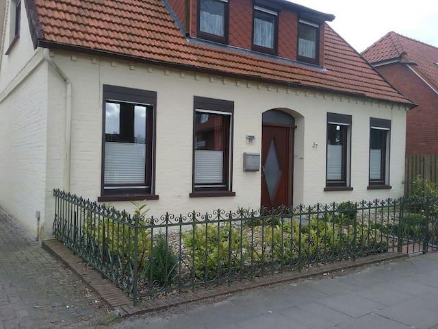 Gemütliche Ferienwohnung - Rotenburg (Wümme) - Appartement