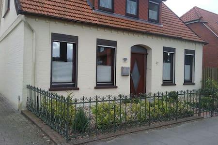 Gemütliche Ferienwohnung - Rotenburg (Wümme)