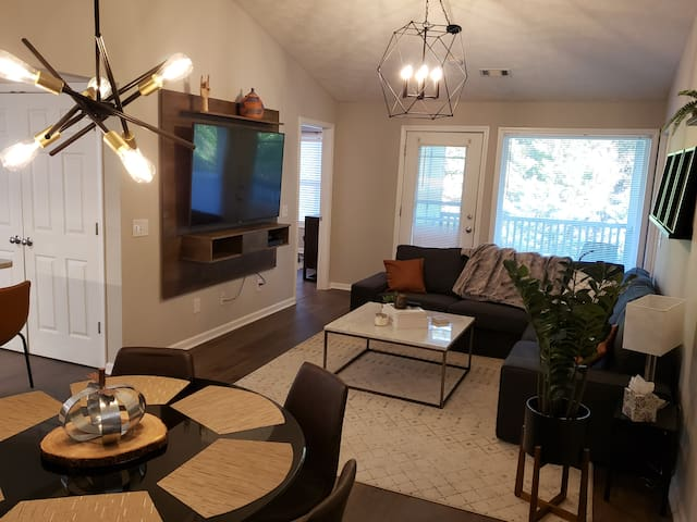 Entire Newly Renovated Condo - 3 Beds