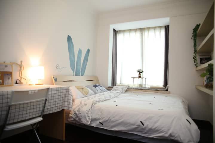 【月租优惠】 嘉华公寓A长安街旁国贸CBD天安门2居室【长租公寓】