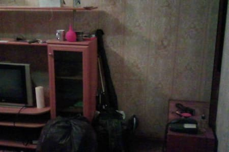 I receive visitors (one separate room) - Tashkent - 公寓