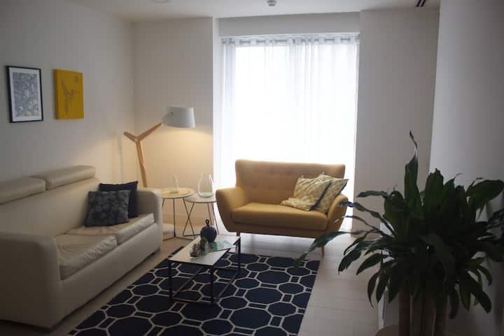 Luxury suite in Quito