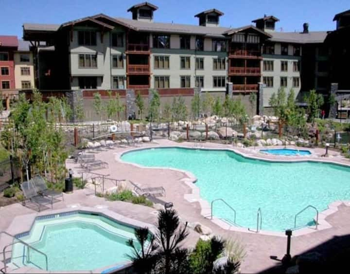The Village @ Mammoth - Stay where you play!