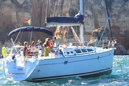 Yacht  Sun Odyssey 43 - Alghero - Boot