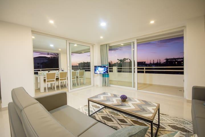 Station 2 - Indila Boracay Penthouse Apartment