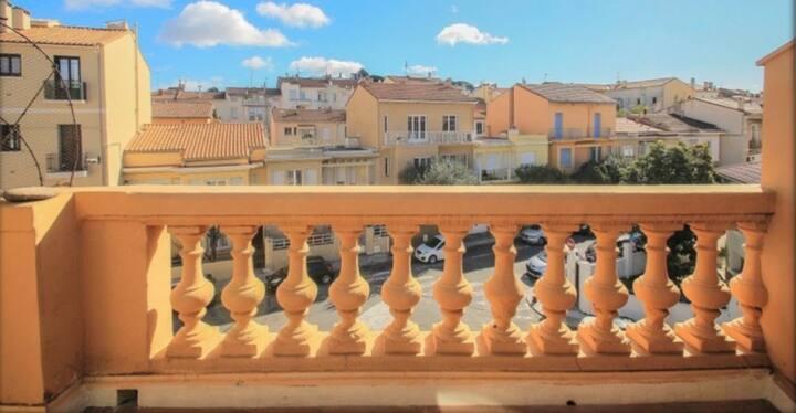 Studio terrasse Perpignan