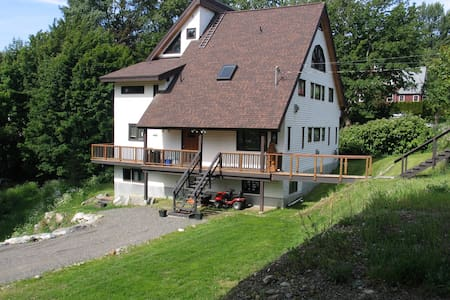 Large private house in Rossland - Rossland - Maison