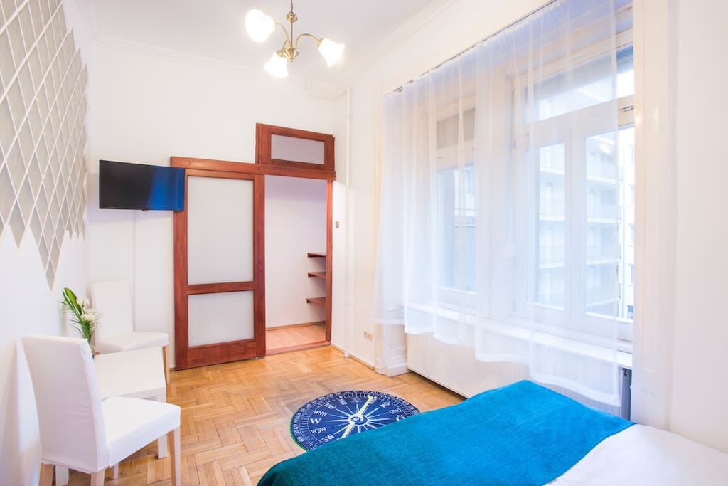 Club Apartments Rooms Budapest