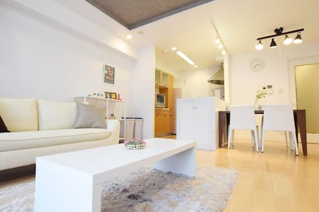 HIgh grade APT in Shinsaibashi for 10 pax/5 bed - Apartment