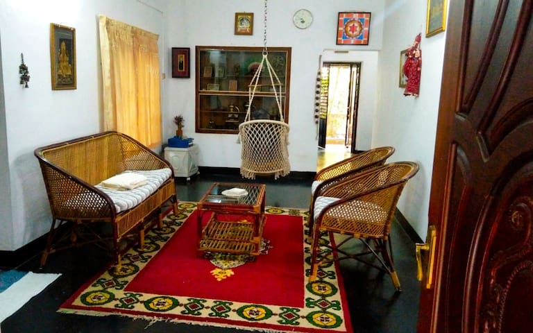 Cosy home, in the Cultural Capital. - Thrissur - Casa