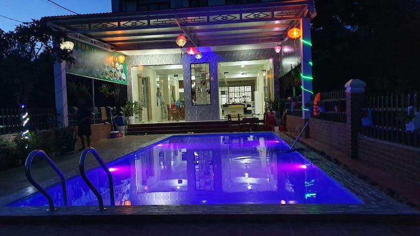 Phong nha Amanda hotel with swimming pool