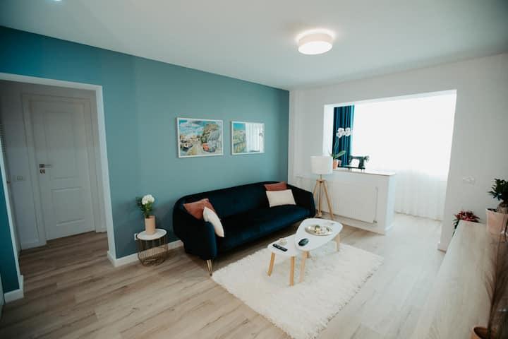 Modern Family Apartment in Ploiesti