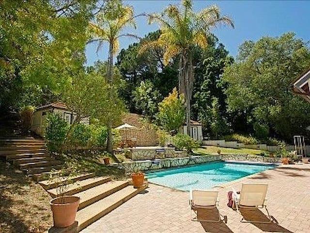 5bd3ba Montecito POOLside Paradise!,POOL, Families