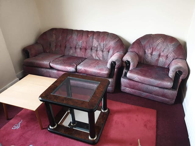 Clean Spacious Double Room - Edgbaston