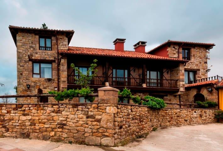 Ven al sur de Cantabria :Cañones,Orbaneja,Rupestre