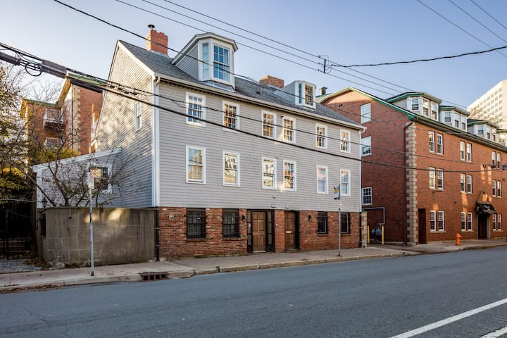 Historic condo in the heart of downtown Halifax