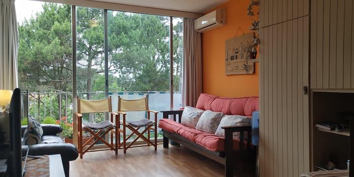 Hermoso apartamento a 3 cuadras de la playa.