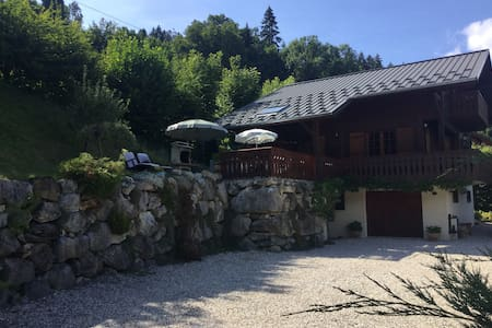 *ChezJack* - your home from home in the Alps