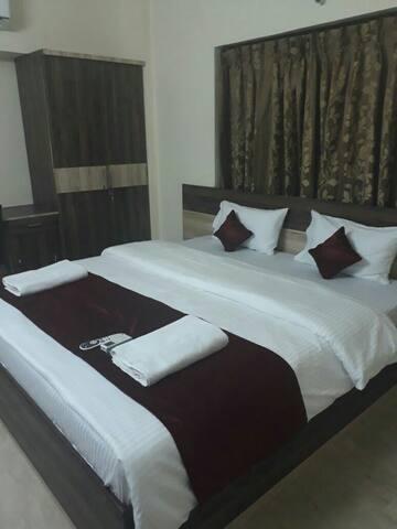 2 bedroom Hall  Luxury Apartments