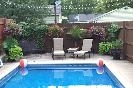 Perfect Indy 500 Get-Away....with private pool - Noblesville - 獨棟