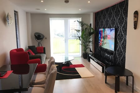 A clean and tidy room by Wembley Stadium/Arena! - 文布利 - 公寓