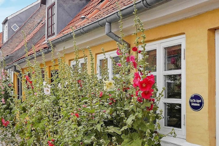 Charming Holiday Home in Rudkobing Syddanmark with Terrace