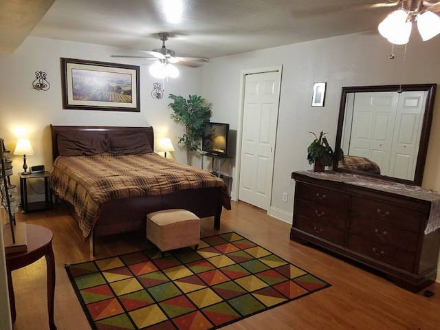 HUGE Master suite/Penthouse CLOSE TO ALL!!! - Memphis