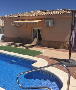 Villa Amalfi - Wifi TV Private Pool - Murcia