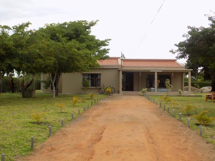 Casa de ferias para familias