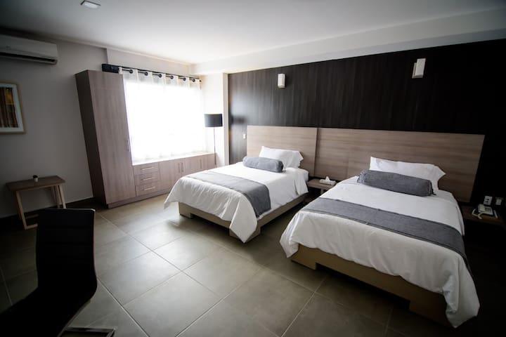 Suite Z en Hotel María Inés - San Agustín de las Juntas - Butik otel