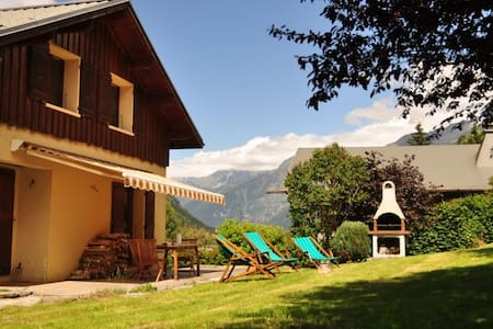 Chalet Les Grands Peres, 5 bedrooms, Les Houches - Les Houches - Cabin