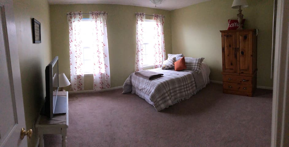 Bedroom 3 full size bed