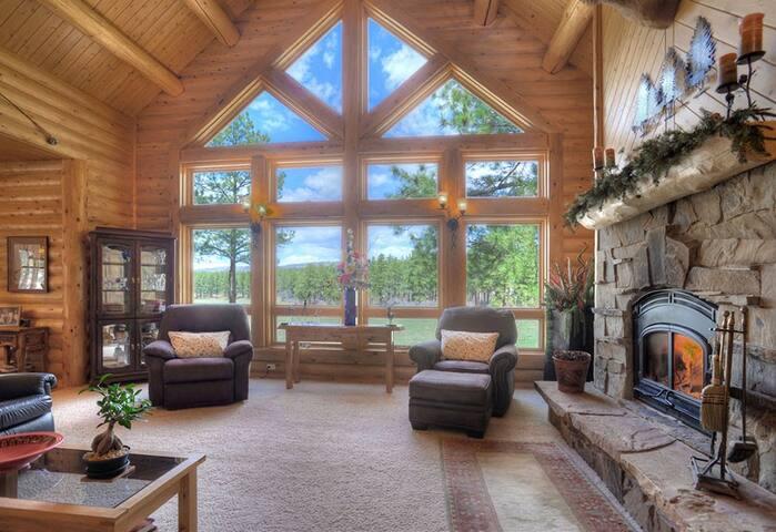Elk Meadow Luxury Cabin Durango - Durango - House