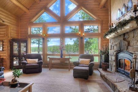 Elk Meadow Luxury Cabin Durango - Durango