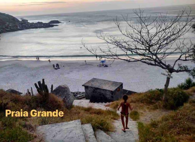 Aconchego de Arraial Praia Grande
