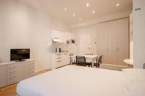 Calzolerie Luxury Studio, in the heart of the city