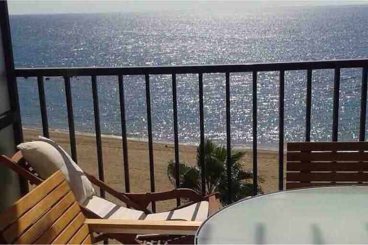 Relax y descanso frente al mar